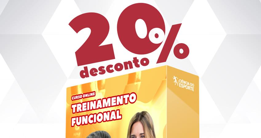 Curso Online de Treinamento Funcional 20% OFF d6c99d18d59b0